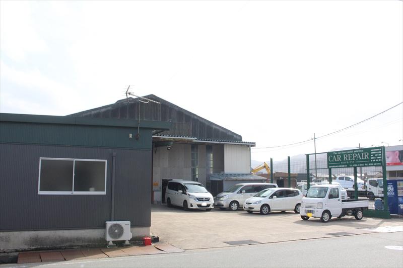 兵庫県豊岡市日高町の株式会社カーリペアニシムラ