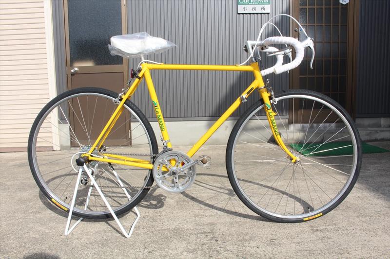 自転車塗装